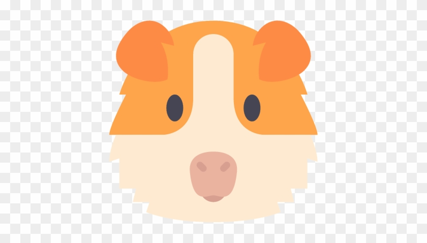 Bureau Of Economic Analysis Vous - Guinea Pig Vector Free #1411663