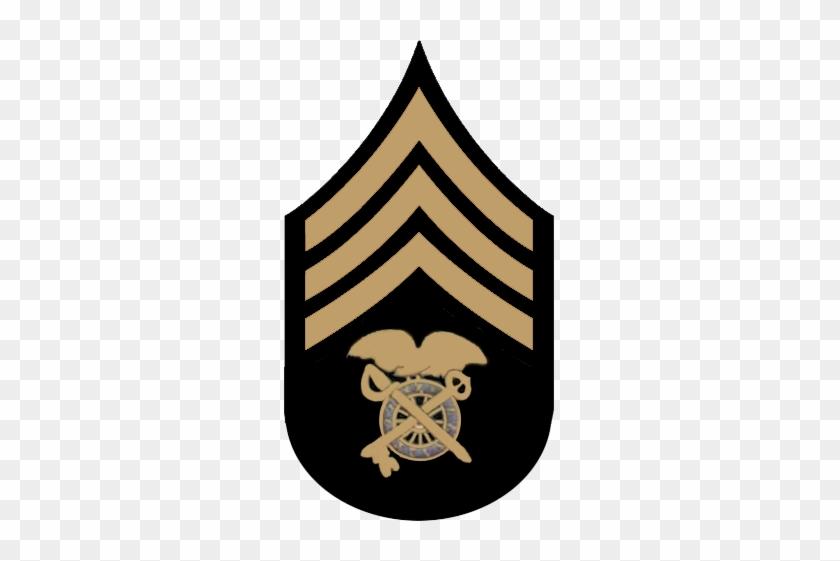 Quartermaster Sergeant 1902-1909 - Us Army Ssg Rank - Free