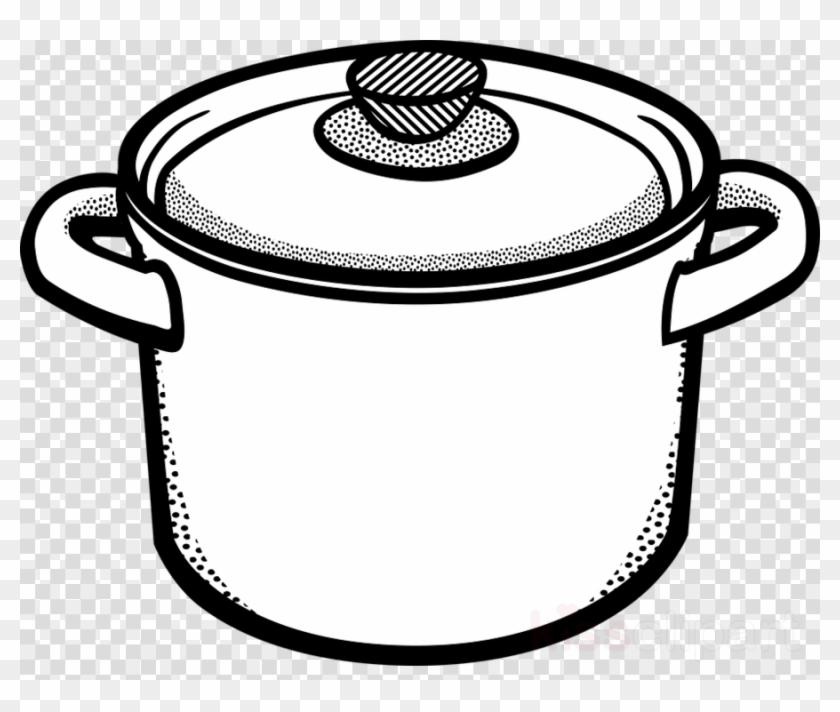 Download Pot Black And White Clipart Stock Pots Clip