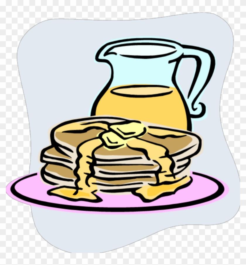 Ftestickers Scpancake Pancakes Clipart Breakfast - Pancake Breakfast #1413365