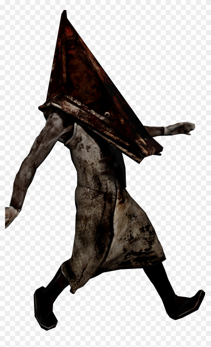 Stroll Silent Hill Pyramid Head Png Free Transparent Png