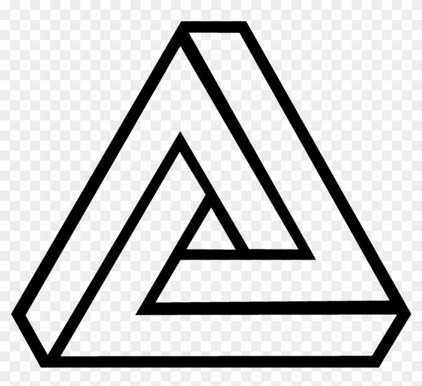 Template Gif Tattoo Triangle Pinterest