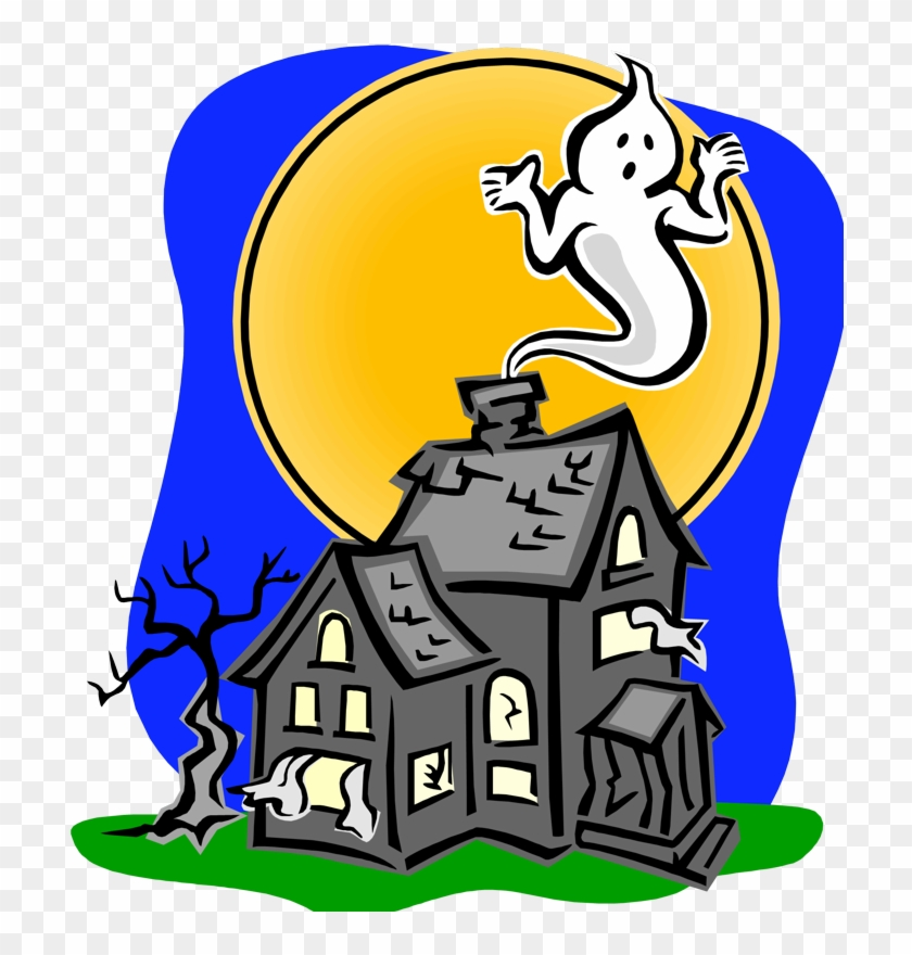 Will You Tell Me If This House Is Haunted - Brave Little Bunny Rabbit: From The Heart #1415824