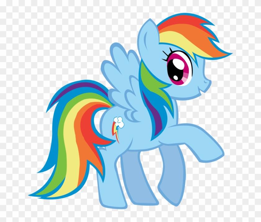 My Little Pony Clip Art Many Interesting Cliparts - Rainbow