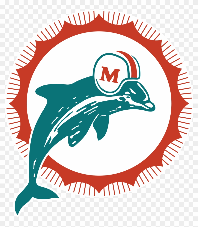 ational football league team nfl logos www sportslogos - miami dolphins  logo clipart PNG image with transparent background | TOPpng