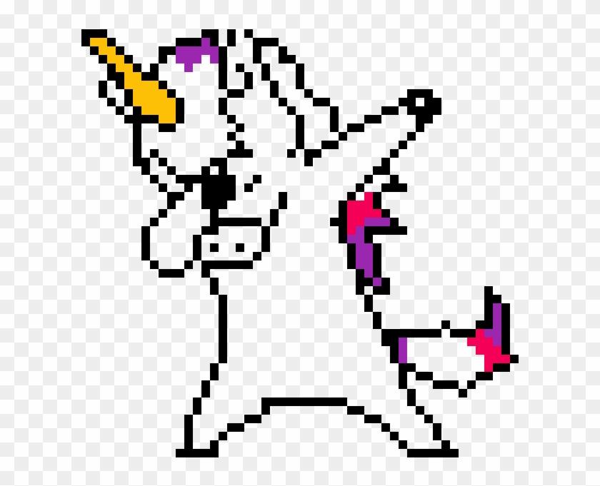 Unicornio Haciendo Un Dab - Unicorn And Pride Flag #1419222