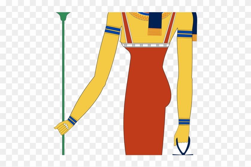 Isis Clipart Egyptian Civilization - Egyptian Goddess #1419944