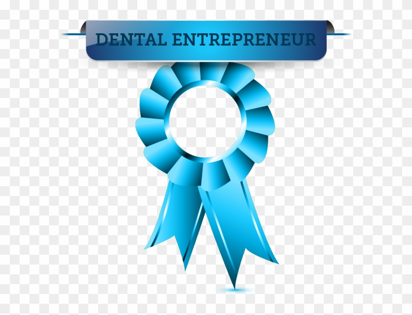 picture relating to Printable Ribbon named Dental Entrepreneur Just one Thirty day period - Ribbon Template Printable