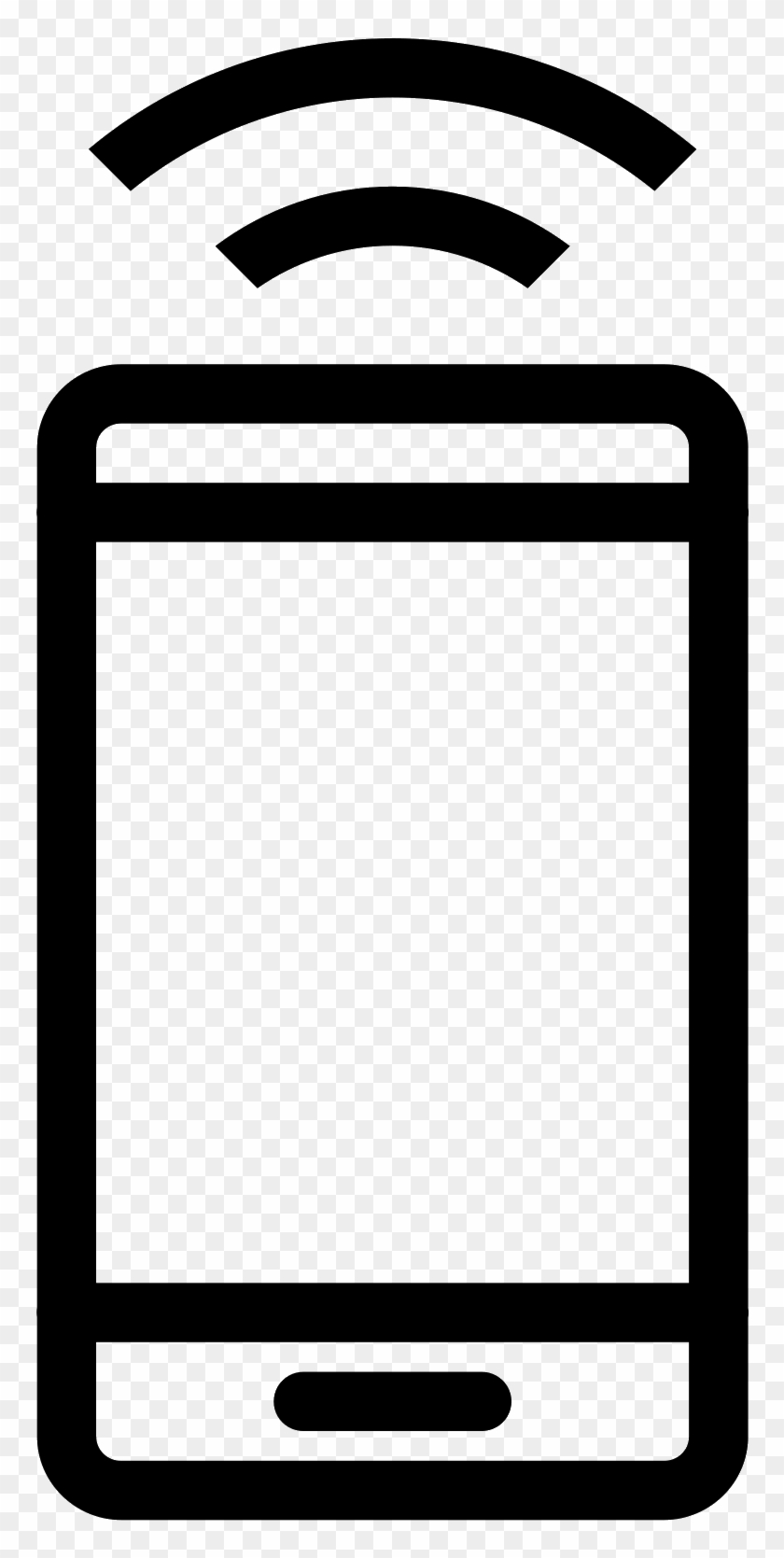 Sound Clipart Speakerphone - Screen Size Icon Png #1420864
