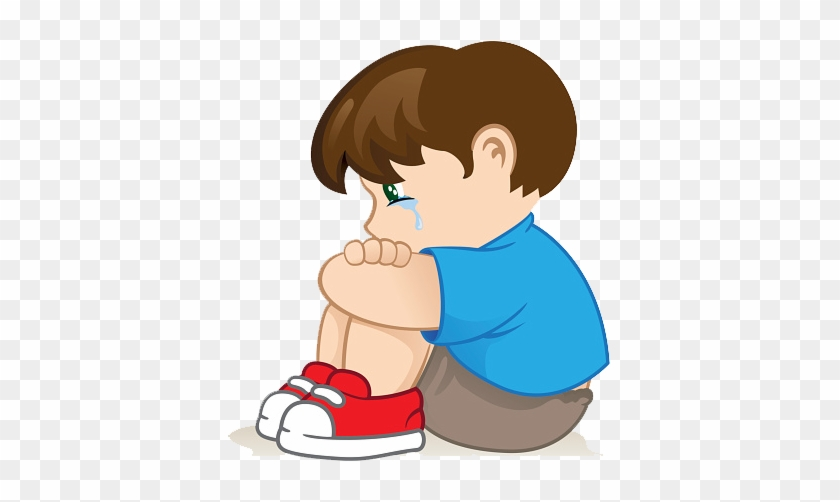 Clip Art Library Stock Kids Bullying Clipart - Sad Boy Clipart Png ...