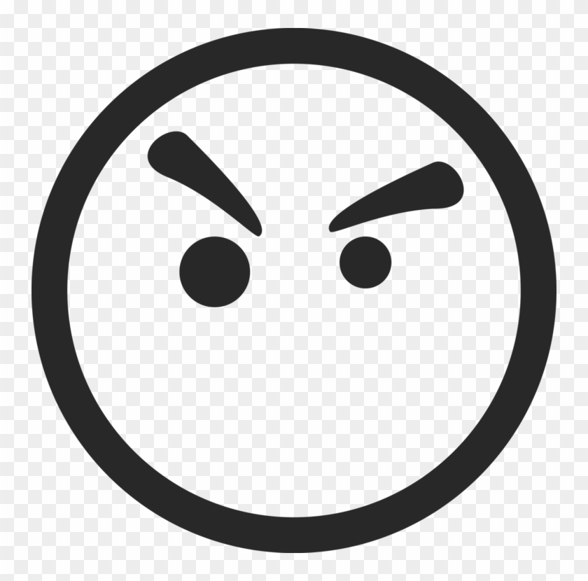 All Photo Png Clipart - Angry Face Clipart Transparent #1421869
