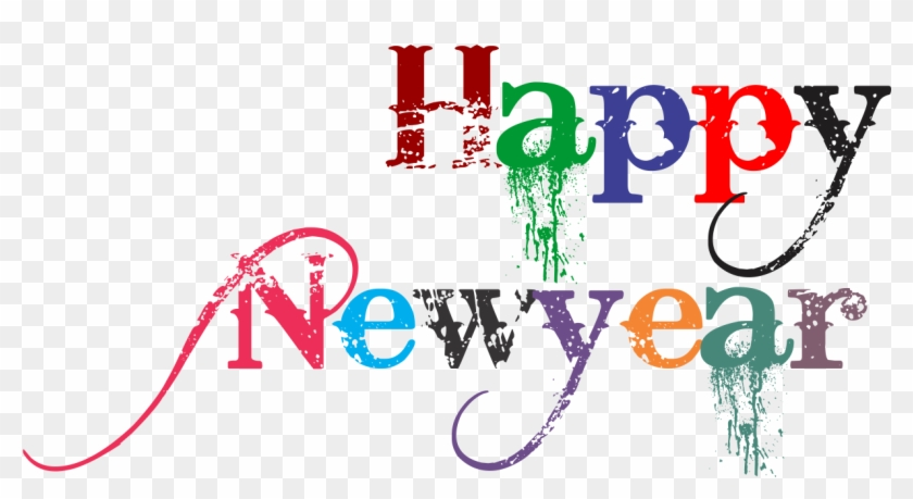 Happy New Year 2018 Clip Art - Happy New Year 2019 Png #1422920