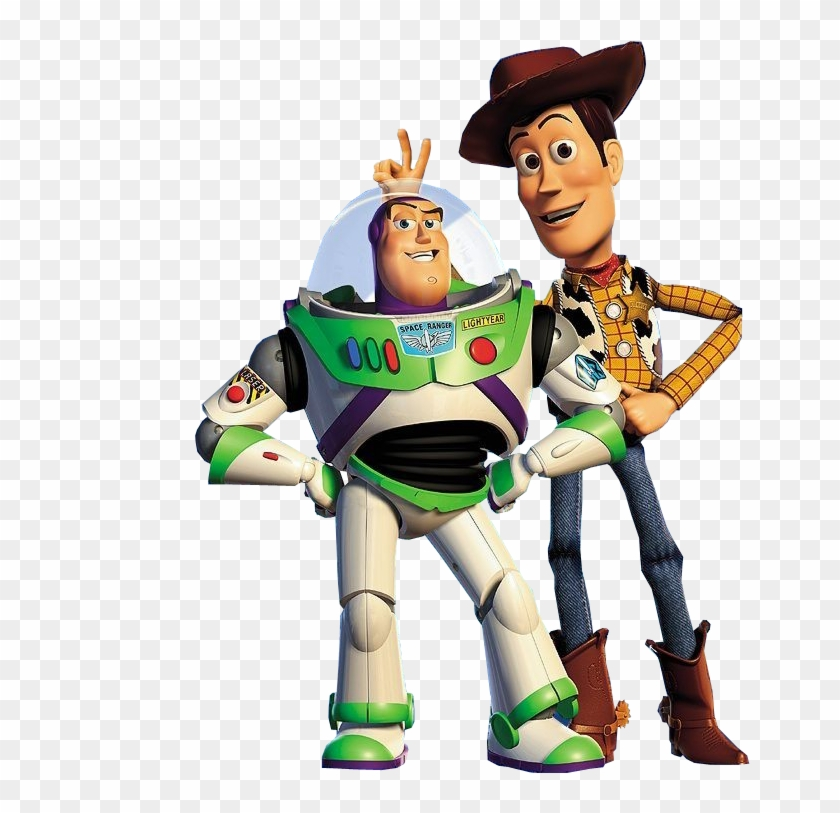 Toy Story Png Toy Story Png Images Transparent Free - Toy Story Woody E Buzz #1424666