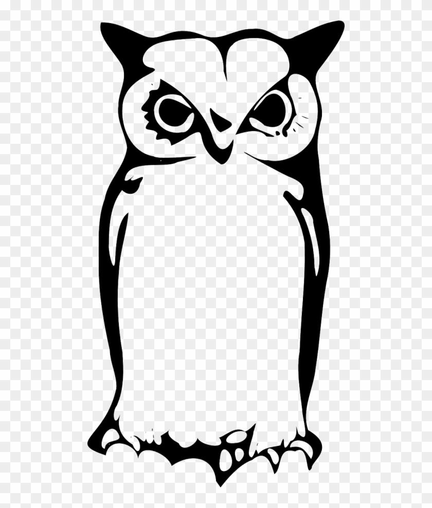 owl silhouette bird drawing line art tato burung hantu tribal free transparent png clipart images download owl silhouette bird drawing line art