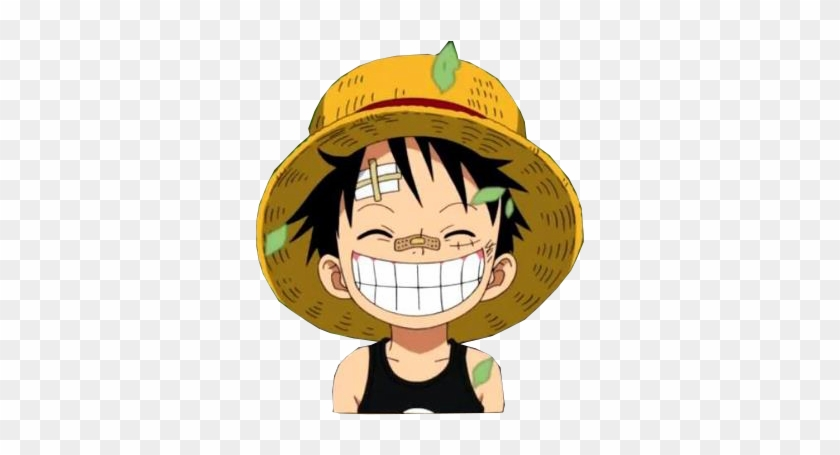 luffy face roblox Best Straw Hat Clipart Straw Hat Pirates Luffy Kid Smile Free Transparent Png Clipart Images Download