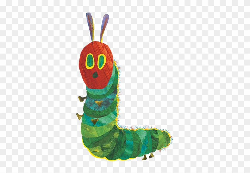 Very Hungry Caterpillar Png Black And White - Very Hungry Caterpillar #1426767
