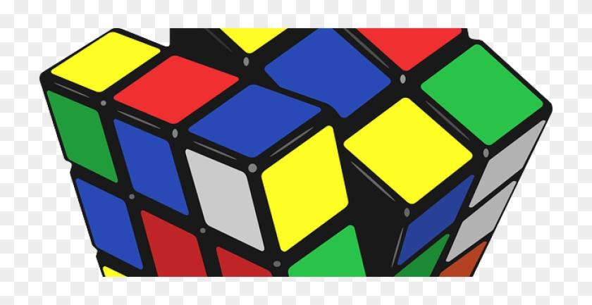 Clip Art Rubix Cube #1426867