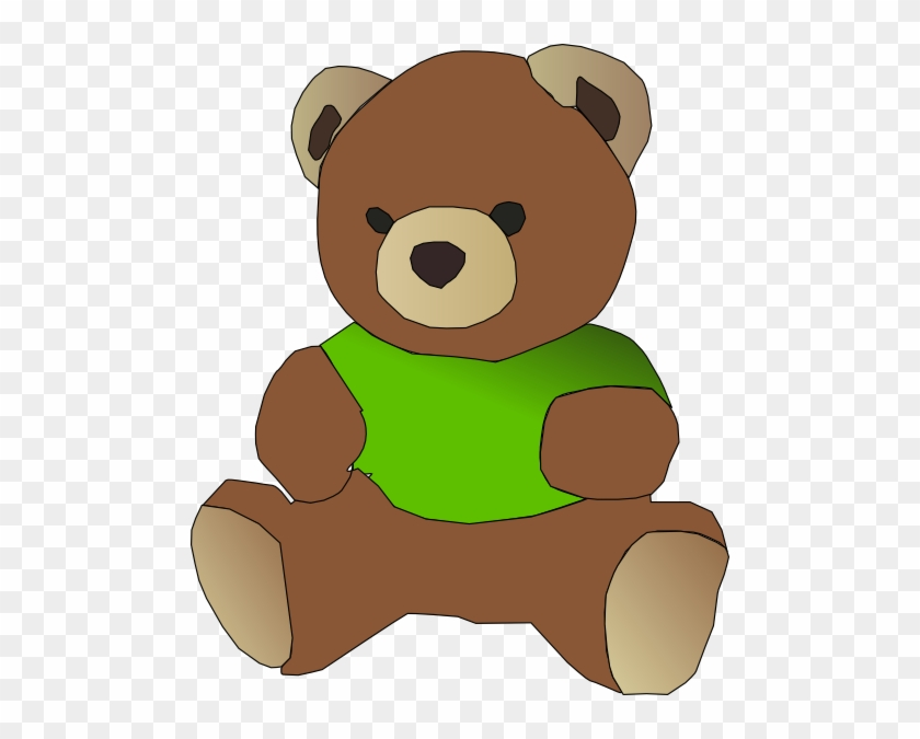 Teddy Clip Art At Clip Art Teddy Bears Picnic Free Transparent