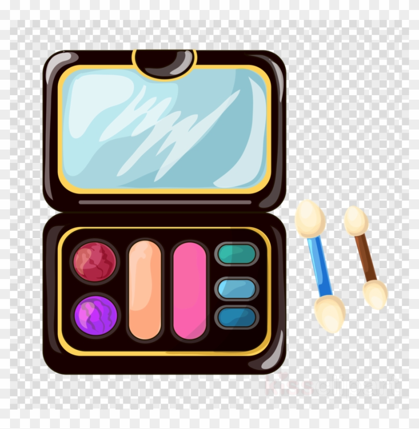 Download Makeup Palette Clipart Cosmetics Eye Shadow - Transparent Background Magic 8 Ball Transparent #1427972