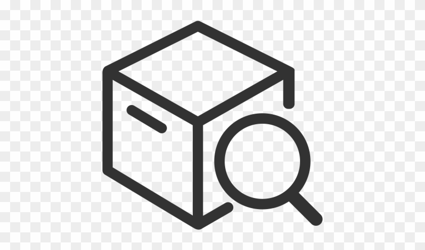 Inventory Management, Inventory, Parcel Icon - Box Icon Transparent
