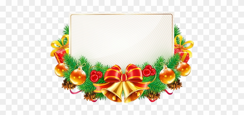 decc4697ab597 Clipart Library Download Pin By I T On Frames Winter - Christmas Frame No  Background