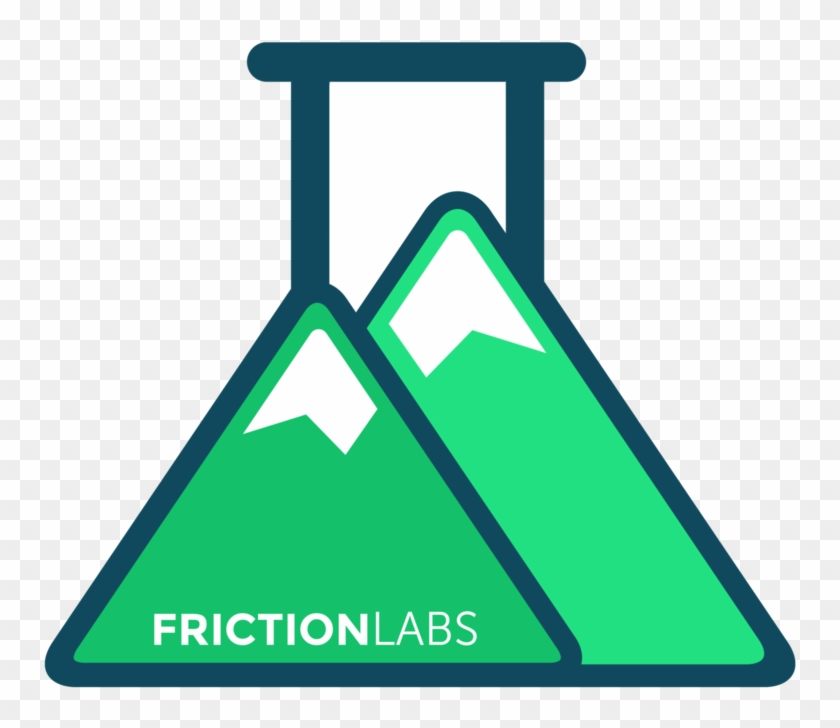 Frictionlabs Sticker Pack - Friction Labs Chalk Logo #1429480