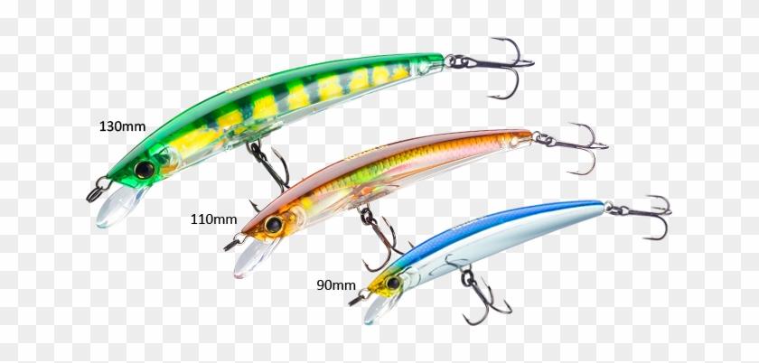 Crystal® Minnow Freshwater - Bait Fish #1429685