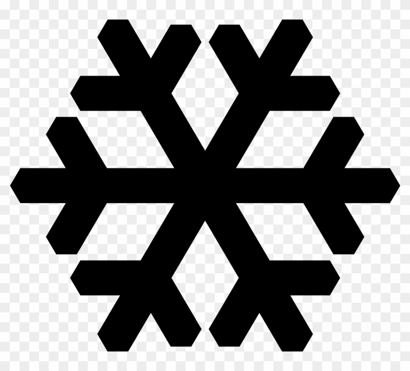 snowflake snow cold winter frost ice crystal snow vector black white free transparent png clipart images download snowflake snow cold winter frost