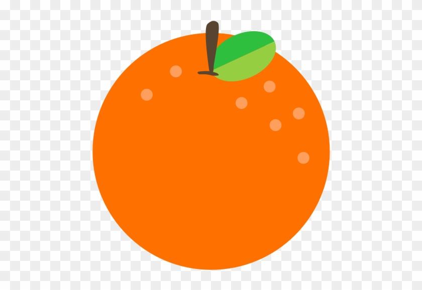 Fruit Icons - Citrus × Sinensis #1430861