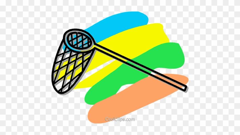 Fishing Net Royalty Free Vector Clip Art Illustration - Fishing Net #1430895