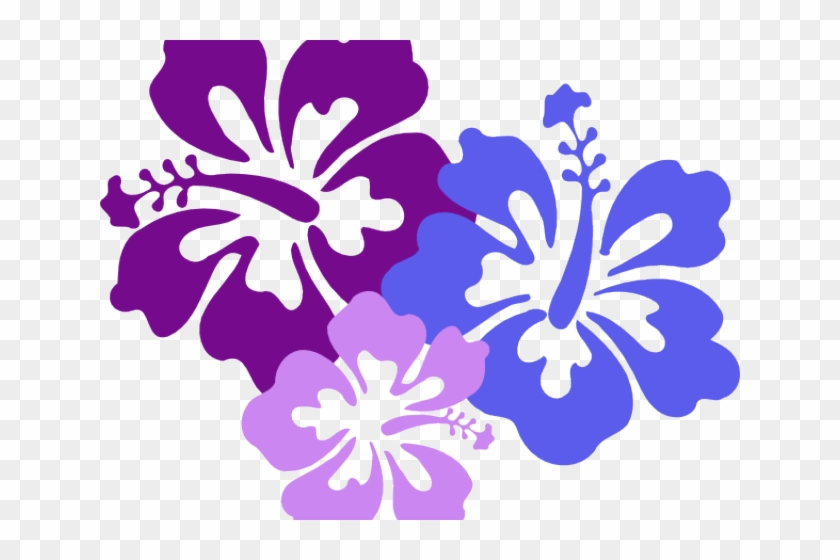 Hawaii Clipart Bunga Raya Flower Clipart Vector Free Transparent Png Clipart Images Download