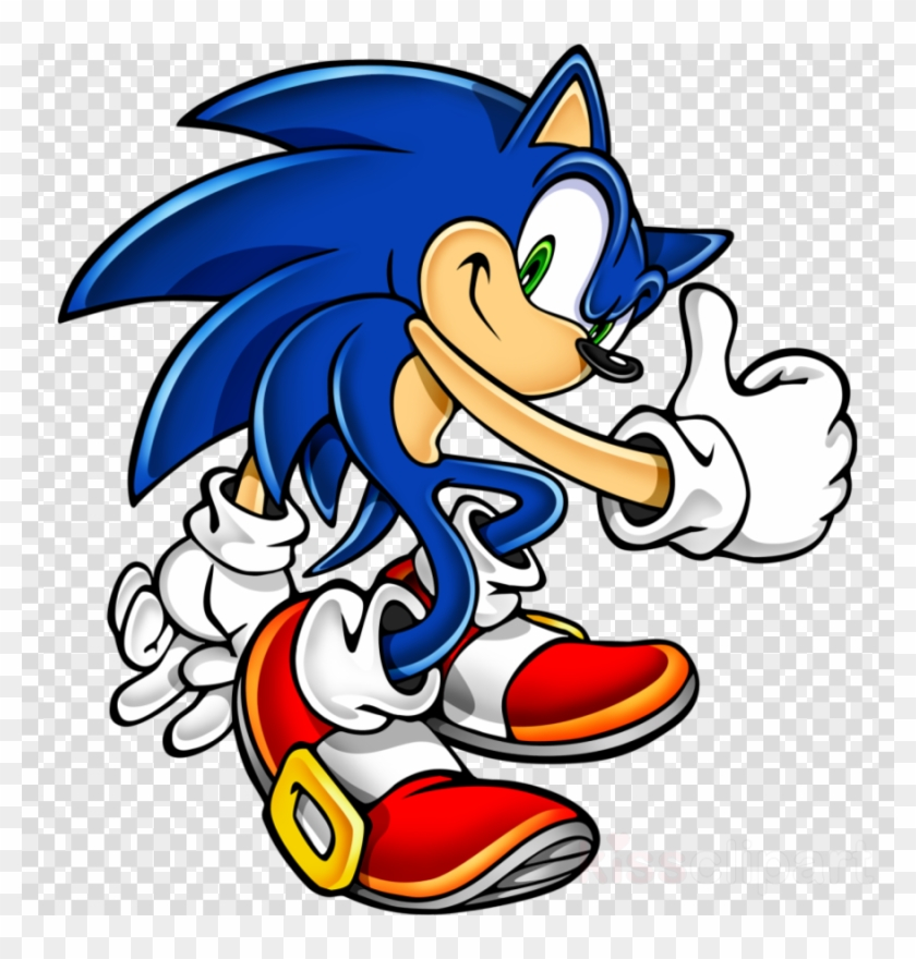 Download Sonic Vector Png Clipart Vector The Crocodile Sonic The Hedgehog Characters Free Transparent Png Clipart Images Download
