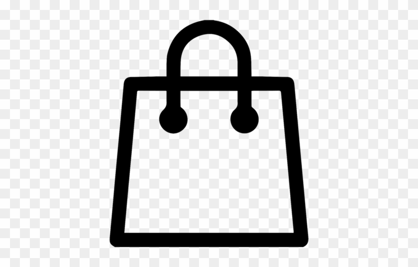 Clear Bag Policy - Shopping Bag Icon Vector #222523