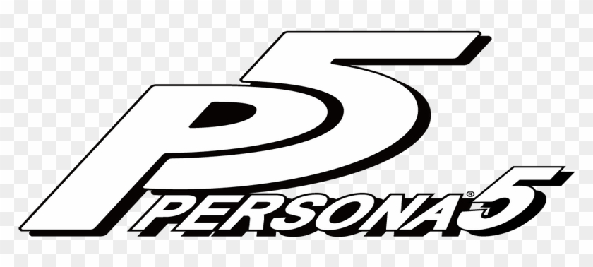 The Phantom Thieves Will Strike When Persona 5 Launches - Persona 5 Logo Png #222705