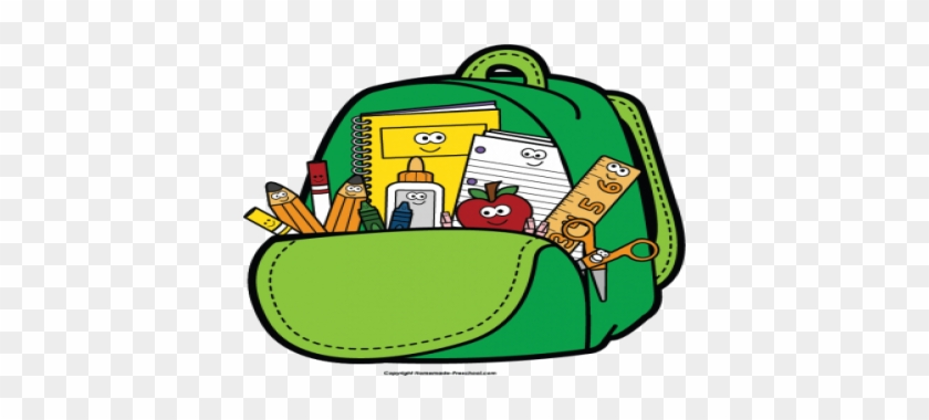 Early Primary Registration Week - Back To School Backpack #223069