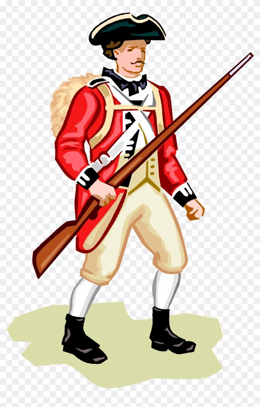 British Soldiers American Revolution #223100