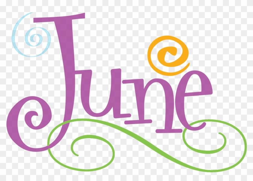 2018 Event Calendar - People Born In June #223129