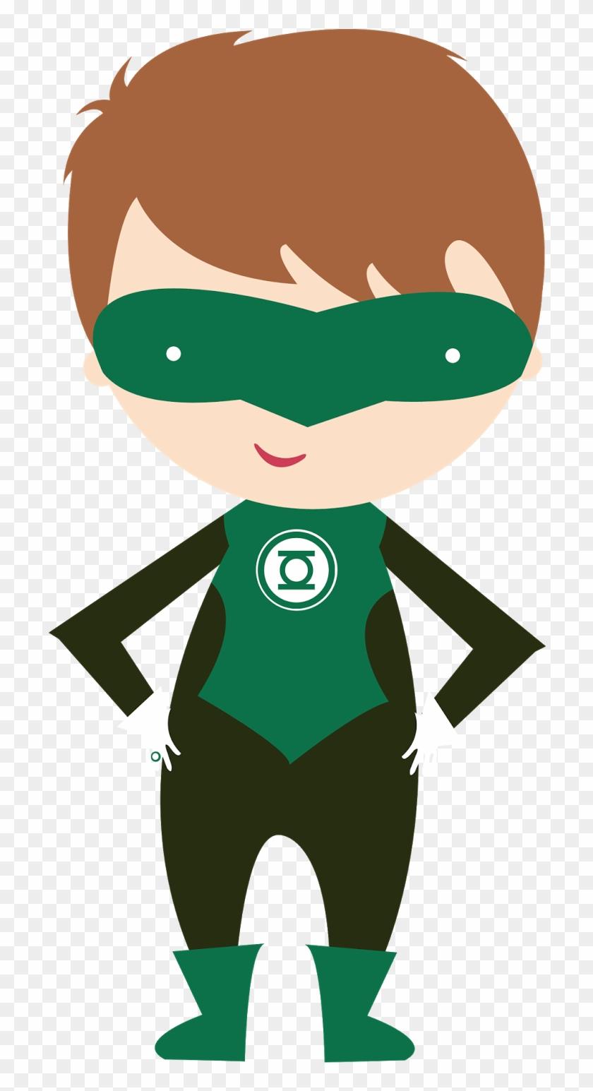 Say Hello - Superhero Baby Transparent Clipart #223334