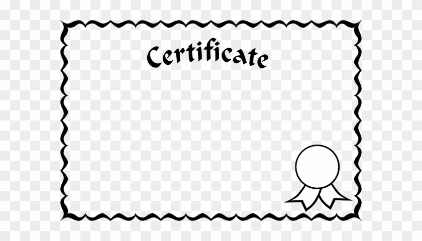 line border clipart certificate borders and frames free