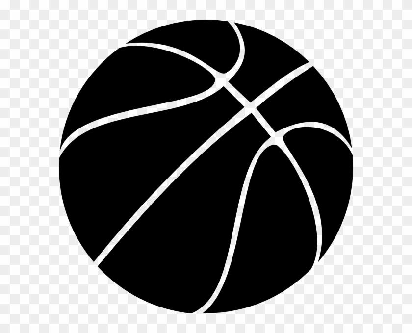 Enjoyable Inspiration Ideas Basketball Clipart Black - Basketball Silhouette #223818