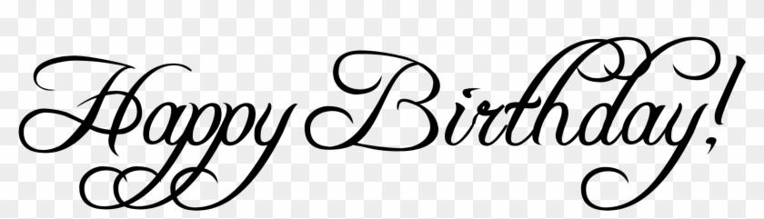 Happy Birthday Word Art Download Image Here - Happy Birthday