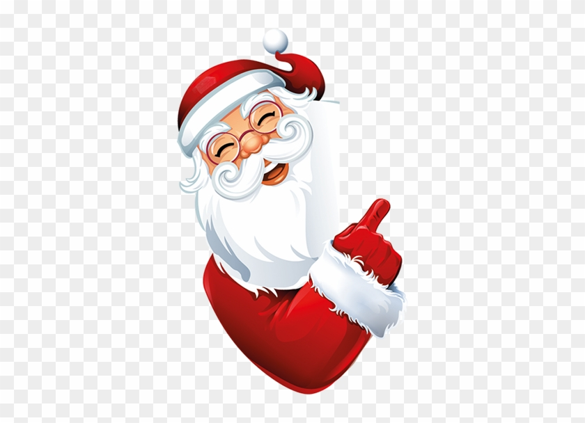 Pin Weihnachtsmann Clipart Pere Noel Vector Free Transparent Png Clipart Images Download