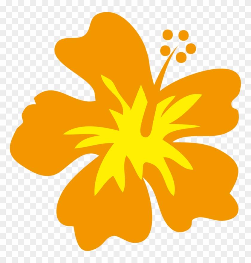 Cg050 25 Flor Png Festa Havaiana Free Transparent Png Clipart