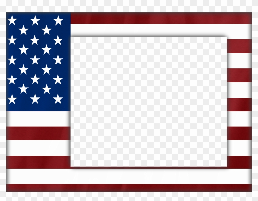 Happy Memorial Day 2019 Images Clip Art Pictures And - 4th Of July Frames Png #224430