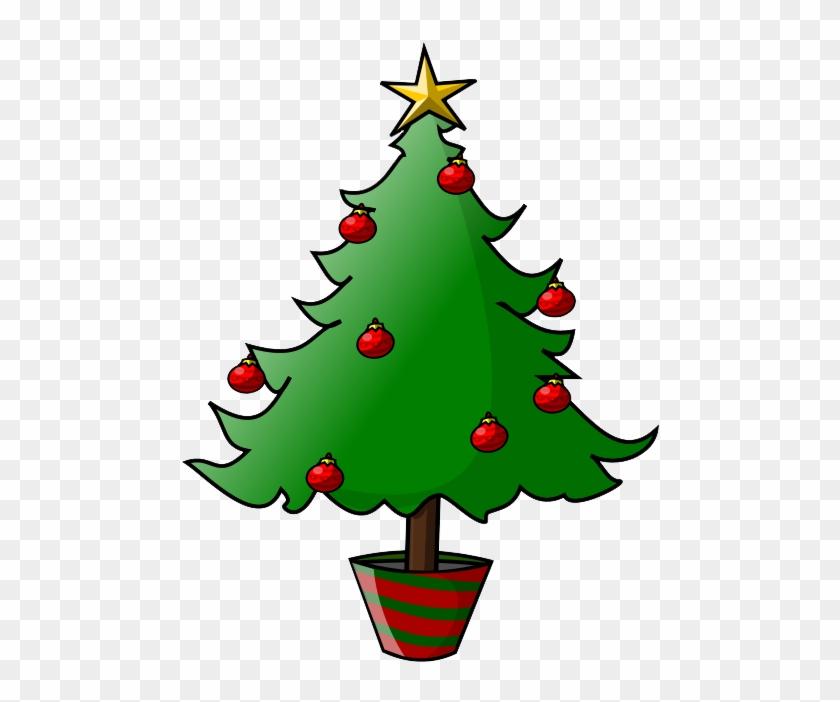 Free To Use Public Domain Christmas Tree Clip Art - Free To Use Christmas #224469