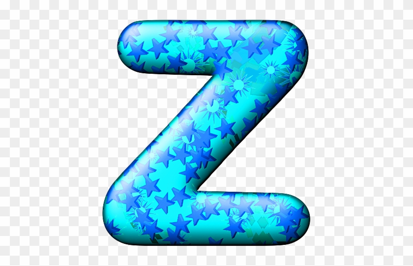 Party Balloon Cool Letter Z - Cool Pictures Of The Letter Z #225173