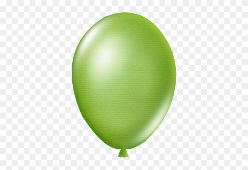 Geburtstag Luftballons, Zirkus Geburtstag, Ballon-party, - Yellow Green Birthday Balloons Clip Art #225222