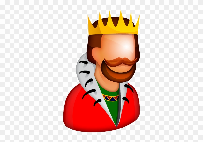 Download Png Download Ico Download Icns - King Icon #225525