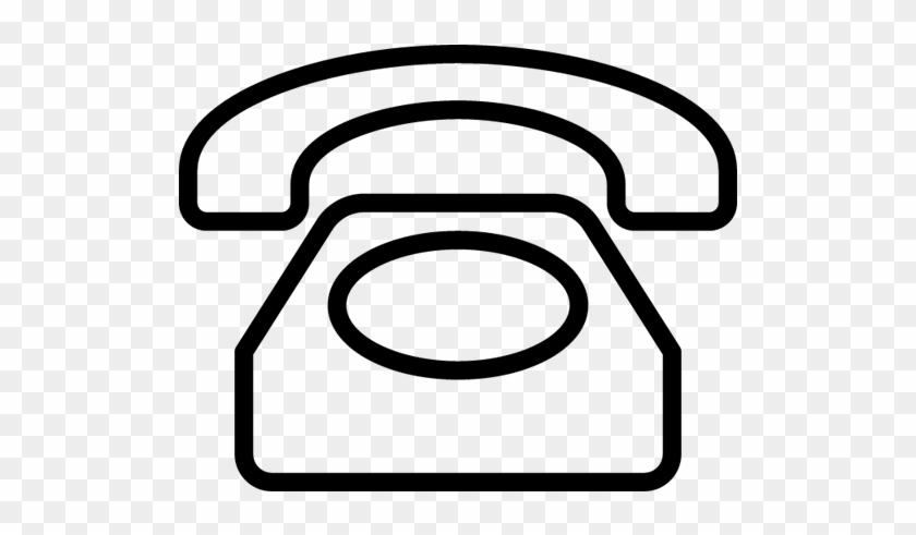 Download Png Download Ico Download Icns - White Telephone Icon Png #225542