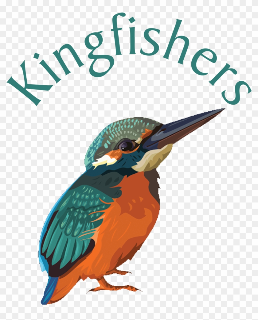 Kingfisher - King Fisher Tote Bag, Adult Unisex, Natural #225548